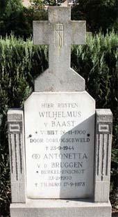 Graf Willem van Baast