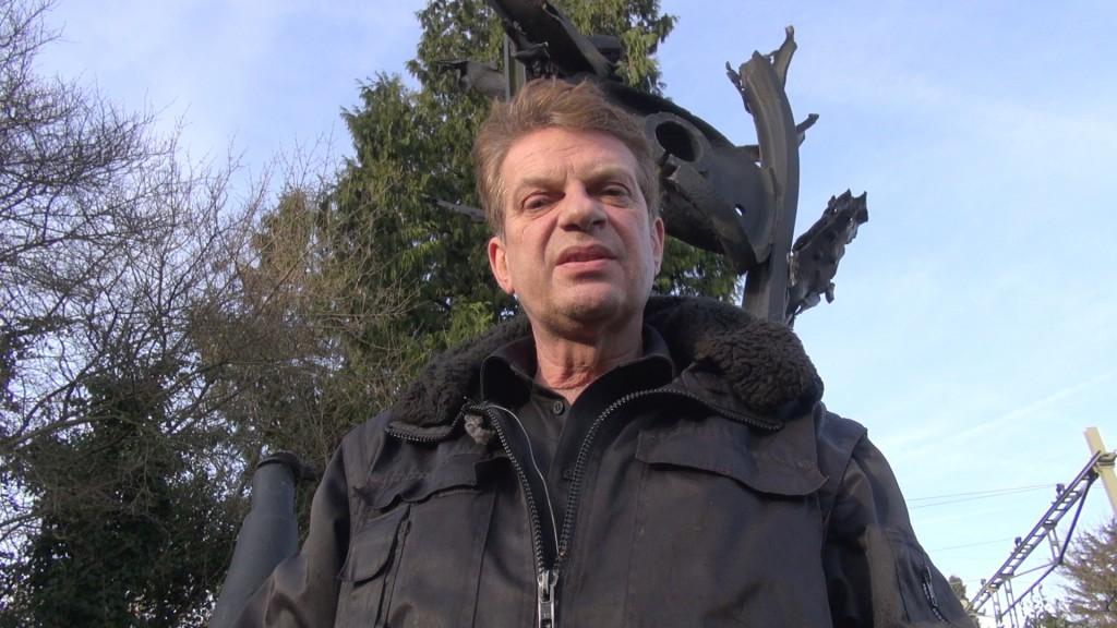 Nicolas Müller Jabusch Monument Munitietrein