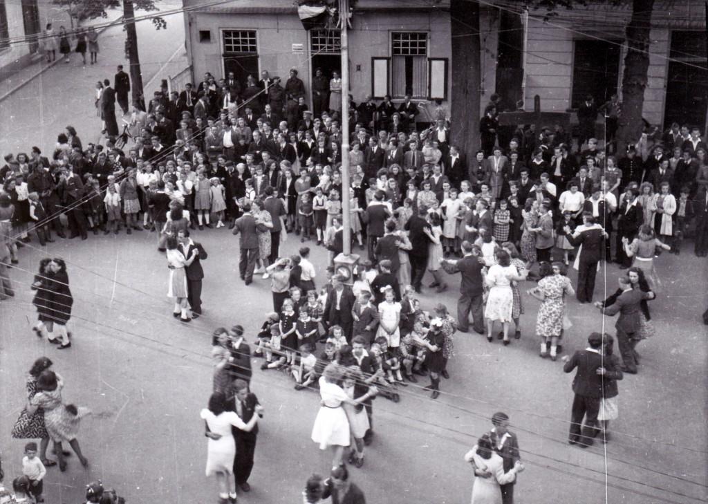bevrijding Oisterwijk 70 jaar bevrijd