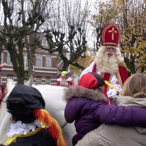 Aankomst Sinterklaas Oisterwijk 2014 Intocht Sinterklaas Oisterwijk 2014
