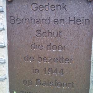 Gebroeders Schut Oisterwijk bevrijd