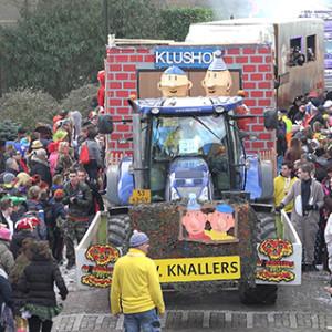 Carnavalsoptocht 2016 Oisterwijk