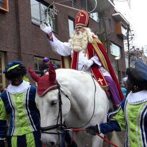 Intocht Sinterklaas Oisterwijk 2016