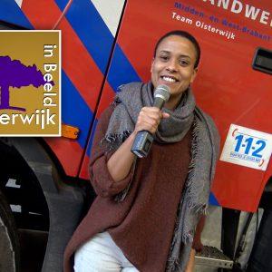 Brandweer Oisterwijk met buurman en buurman