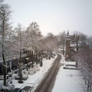Oisterwijk in winterse sferen
