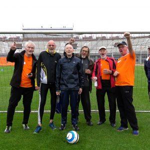Oisterwijkse Old Stars bijna naar WK