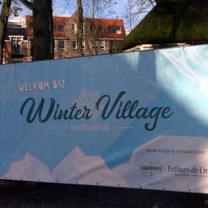 Wintervillage: winters genieten op de Lind in Oisterwijk